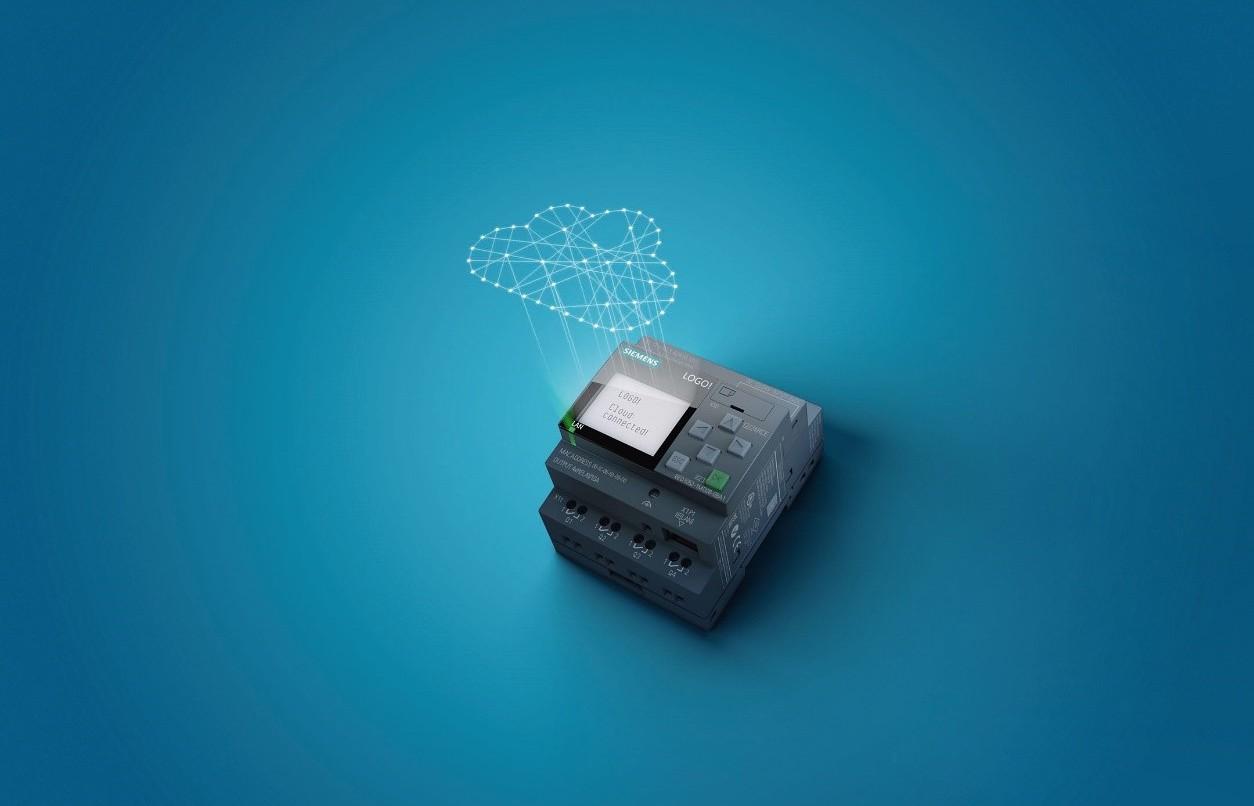 Siemens připojil řídicí systém Logo! do cloudu pro lepší získávání dat