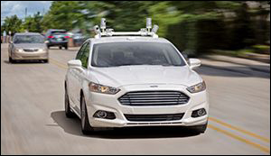 Ford to deliver fully autonomous cars in 2021