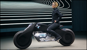 BMW motorcycle of the future