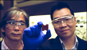 New material for solar cells