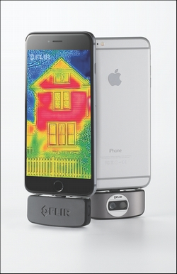 FLIR ONE RS Components