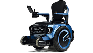 Wheelchair of future
