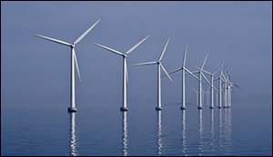 The biggest offshore wind farm