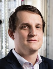 Leoš Blažek, Business Development & Marketing Manager, Rittal Czech, s.r.o.
