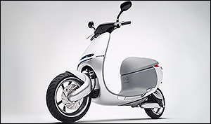 The new Smartscooter