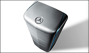 Mercedes-Benz new battery