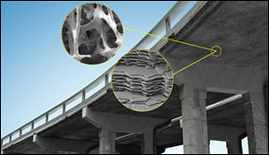 New way to engineer concrete