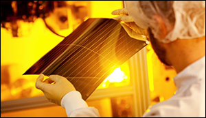 New world record for organic photovoltaic efficiency
