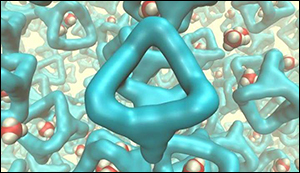 Scientists discovered first porous liquid