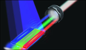 Engineers demonstarted the world's first white laser