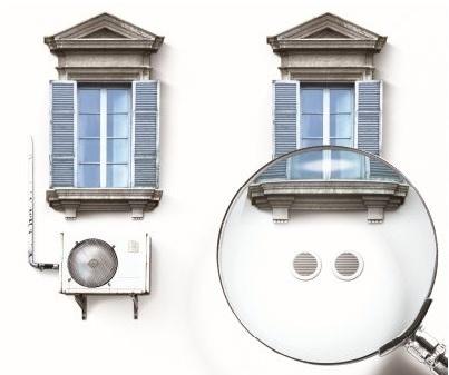 Klimatizace bez vnější jednotky