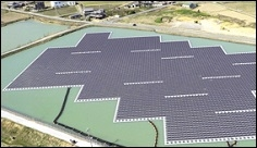 KYOCERA TCL Solar Completes Construction of Third Floating Solar Power Plant in Japan