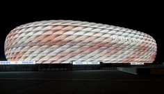 Connected Philips LED lighting for the Allianz Arena: FC Bayern Munich kicks off the season