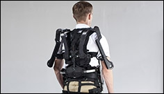Modular, Full-Body Exoskeleton MAX