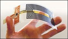 Graphene Enables Fully Flexible NFC Antennas
