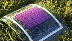 Organic solar cells with increased transparency and efficiency