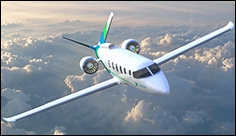 This Hybrid Electric Jet is Preparing for Takeoff in 2022