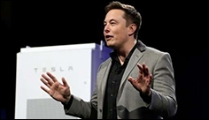 Musk's record-breaking battery officially launches in Australia