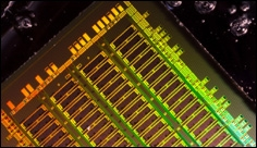 Integrating optical components into existing chip designs