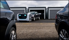 Robot valets are now parking cars in one of France's busiest airports
