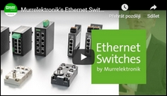 Ethernetové switche Murrelektronik