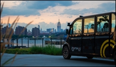 Optimus Ride Launches New York State's First Commercial Self-Driving Vehicle System