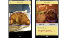 FoodTracker: An AI-powered food detection mobile application