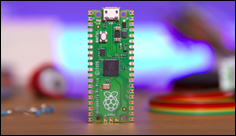 Raspberry Pi Pico is a tiny $4 microcontroller